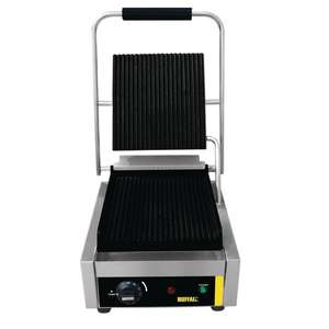 Buffalo Bistro Single Contact Grill - CD474