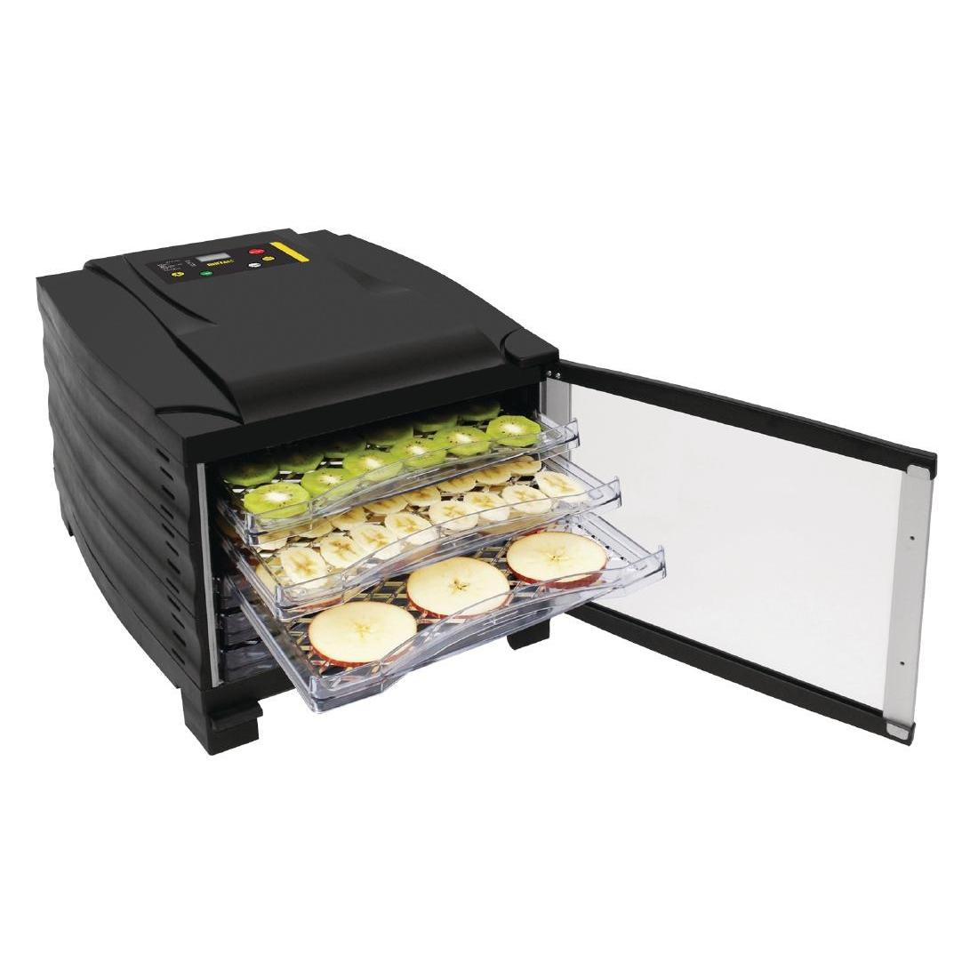 CD966 - Buffalo 6 Tray Dehydrator - CD966