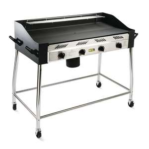 Buffalo Barbecue Griddle Propane - GL179
