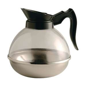J509 - Z-DISCONTINUED Buffalo Shatter Resistant Coffee Jug - J509