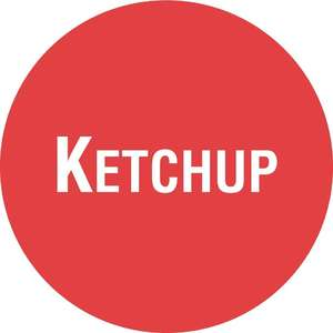 GJ071 - FIFO Sauce Bottle Ketchup Labels - Case of 24 - GJ071