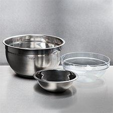 Ingredient and Mixing Bowls