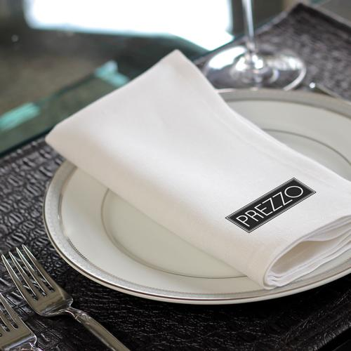 Napkins & Napkin Bands - Custom Printed
