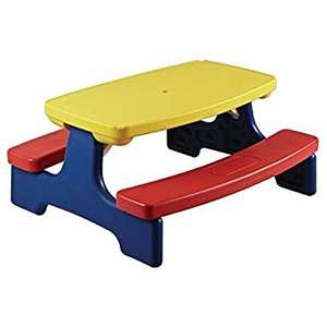 GH993 - Z-DISCONTINUED Bolero Childrens Picnic Bench - Case of 1 - GH993