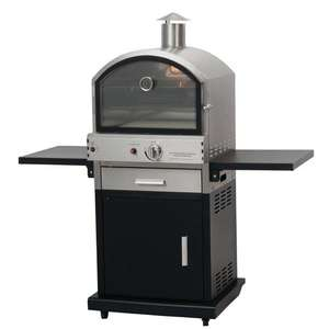 CS405 - Lifestyle Verona Gas BBQ Pizza Oven LFS691 - CS405