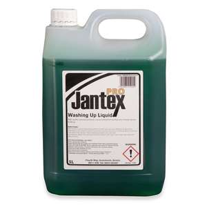 GM980 - Jantex Pro Washing Up Liquid 5 Litre - GM980 **