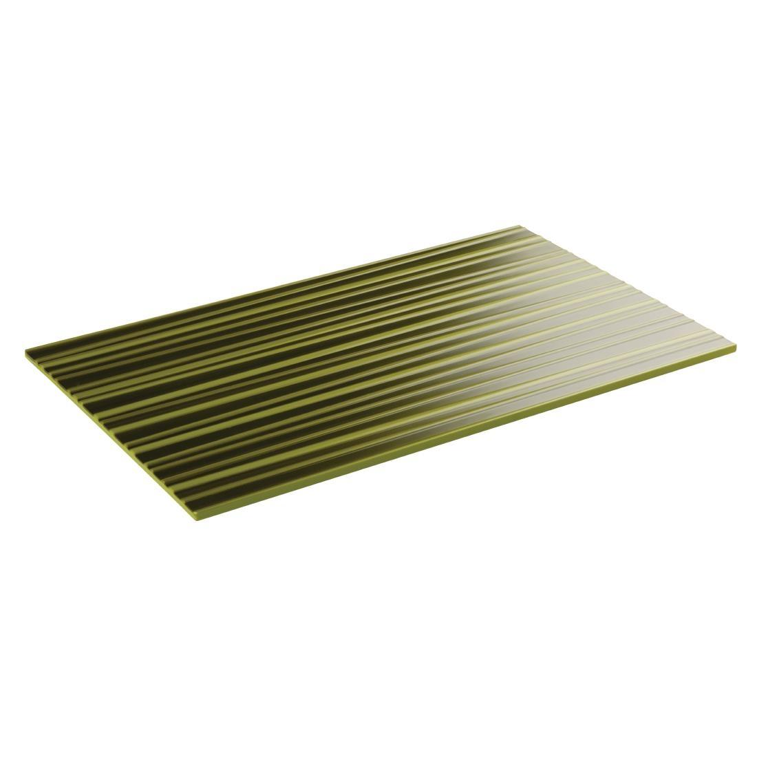 DT762 - APS Asia+ Bamboo Leaf Tray GN 2/4 - Each - DT762