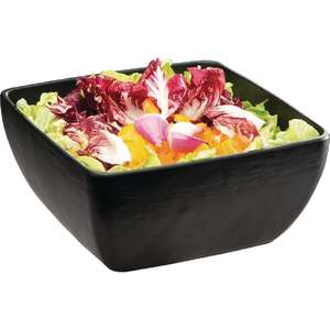 GK819 - APS Slate Effect Melamine Bowl - Each - GK819