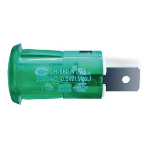 AE641 - Buffalo Indicator Light Green - AE641
