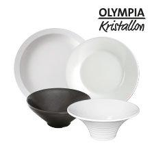 Melamine Crockery by Kristallon