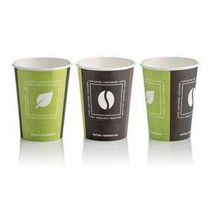 CUSTOM-CUPSW-7OZ - Custom Printed Single Wall 7oz Paper Cups