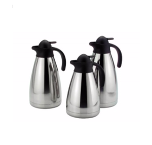 MSS10S - Sunnex Vacuum Jug Stainless Steel 1 Litre - Each - MSS10S