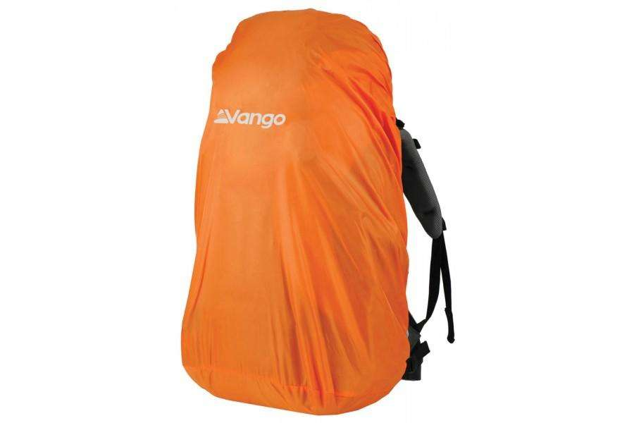Vango orange rain cover small 25-35l
