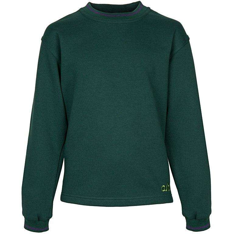 Scout shop official cub sweatshirt green