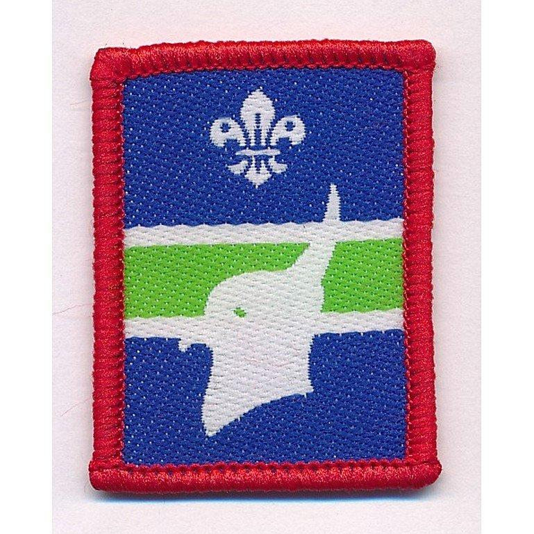 peewit scout patrol badge