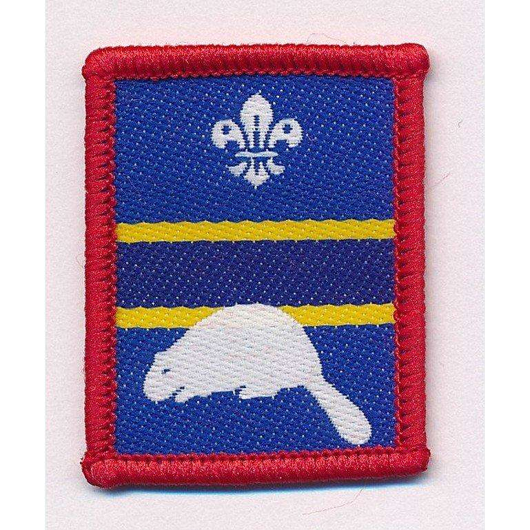 beaver scout patrol badge