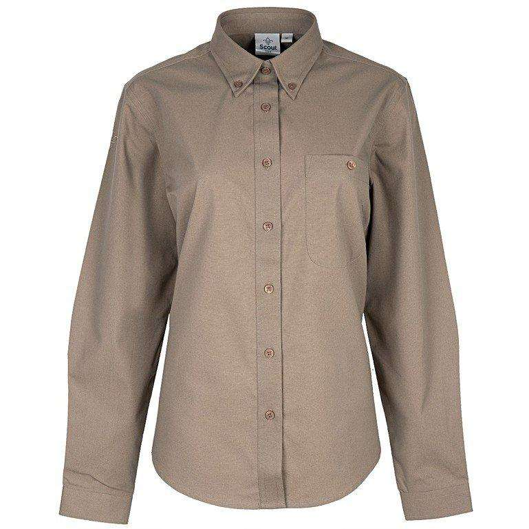 Explorer Long Sleeve Official Uniform Blouse