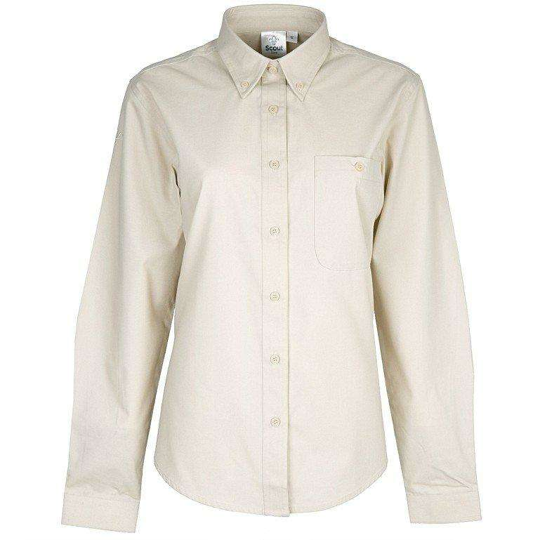 Network Adult Official Long Sleeve Uniform Blouse