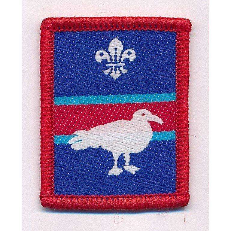 seagull scout patrol badge