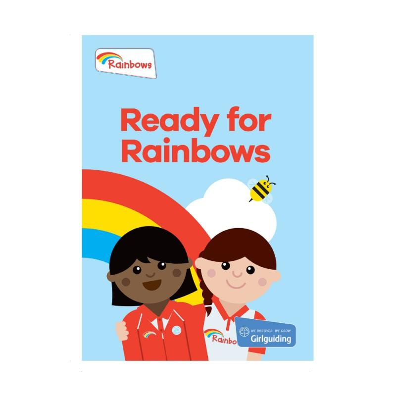 Rainbow guide books