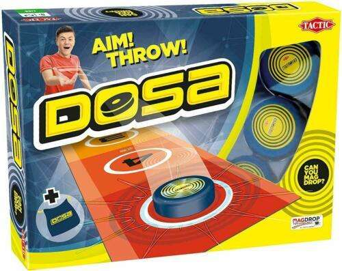 Tactic Dosa Board Game Aim Throw Win