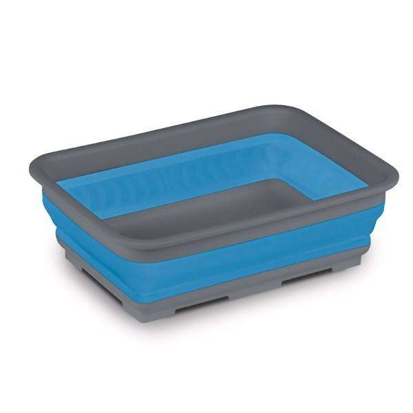 Kampa rectangular washing bowl blue cw0114