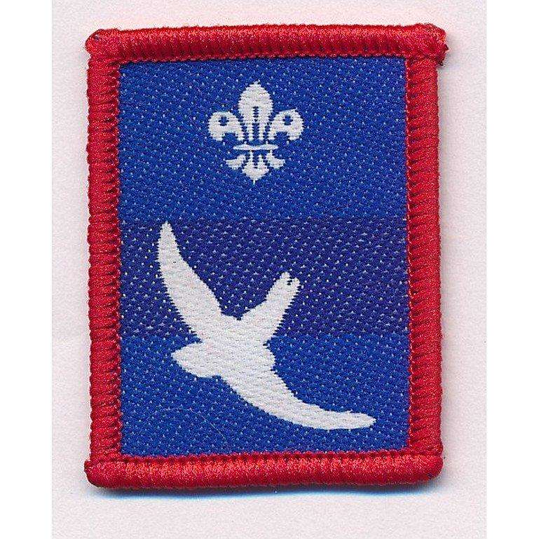 swift scout patrol badge