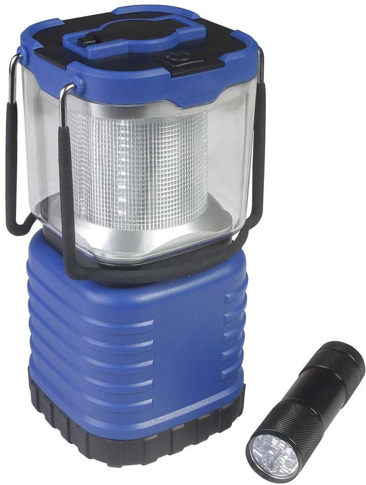 kampa lodestar led lantern ideal for camping caravan