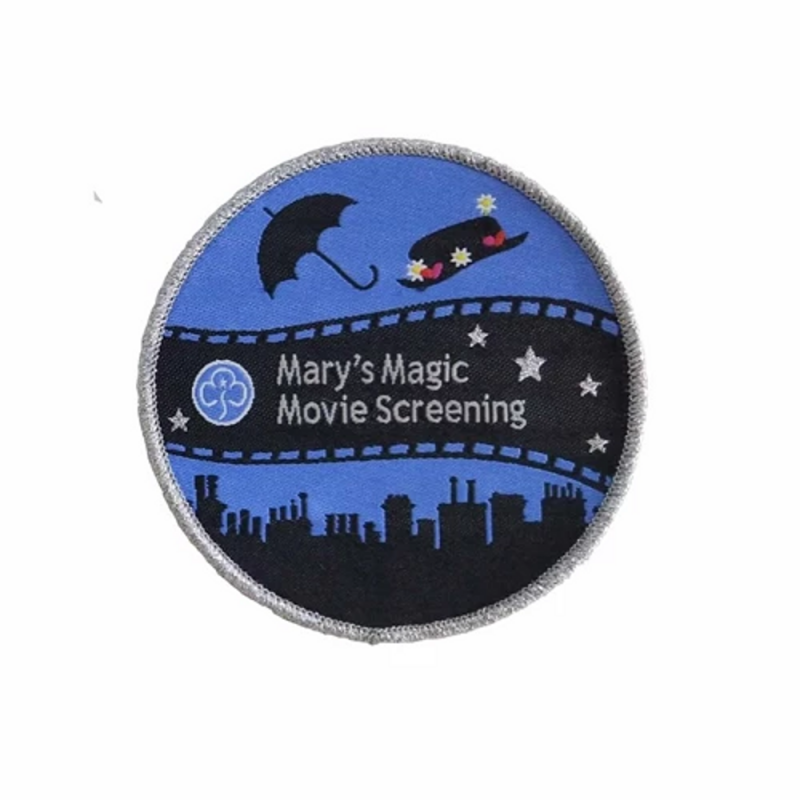 Mary's Magic Movie Screening badge