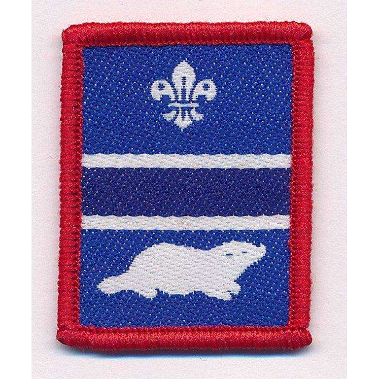 badger scout patrol badge