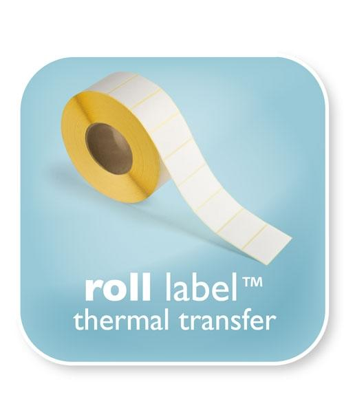 Roll Label Thermal Transfer 70x19mm (2000 Labels per Roll)