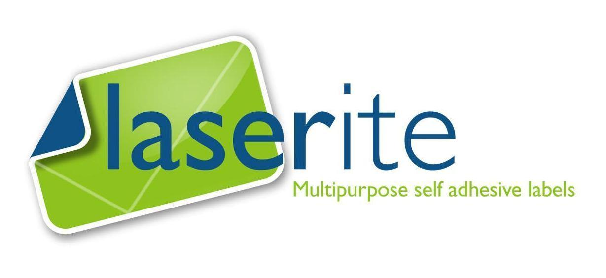 Laserite A4 Multipurpose Label Brand