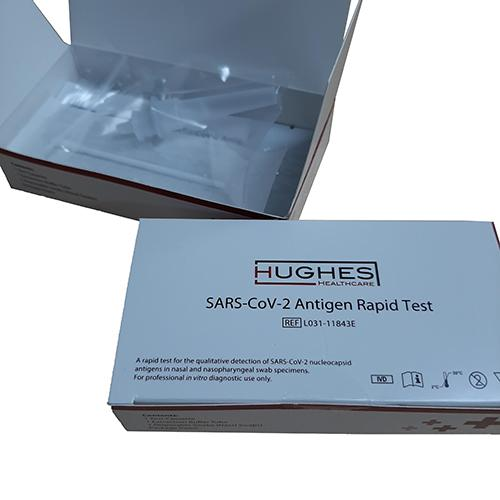 Rapid Covid Test Kits Individual Boxes