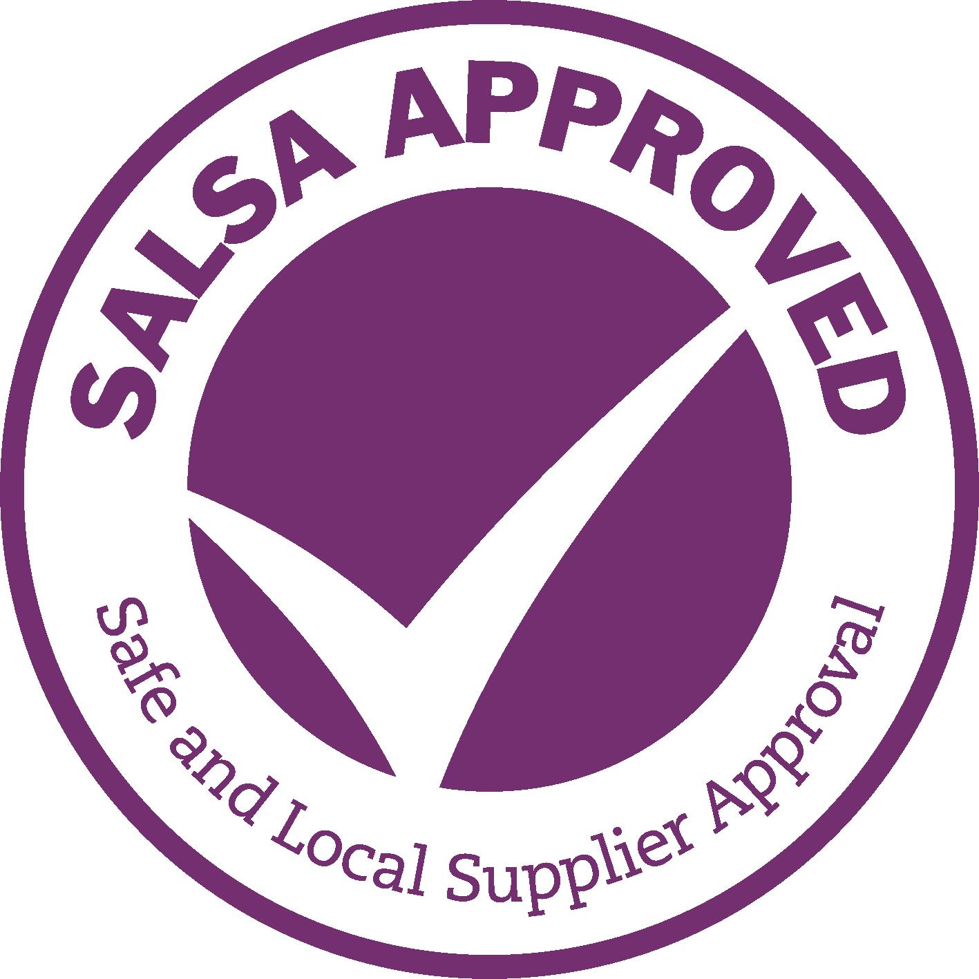 SALSA Logo yorkshire chutney