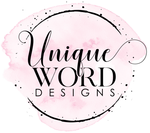 Unique Word Designs
