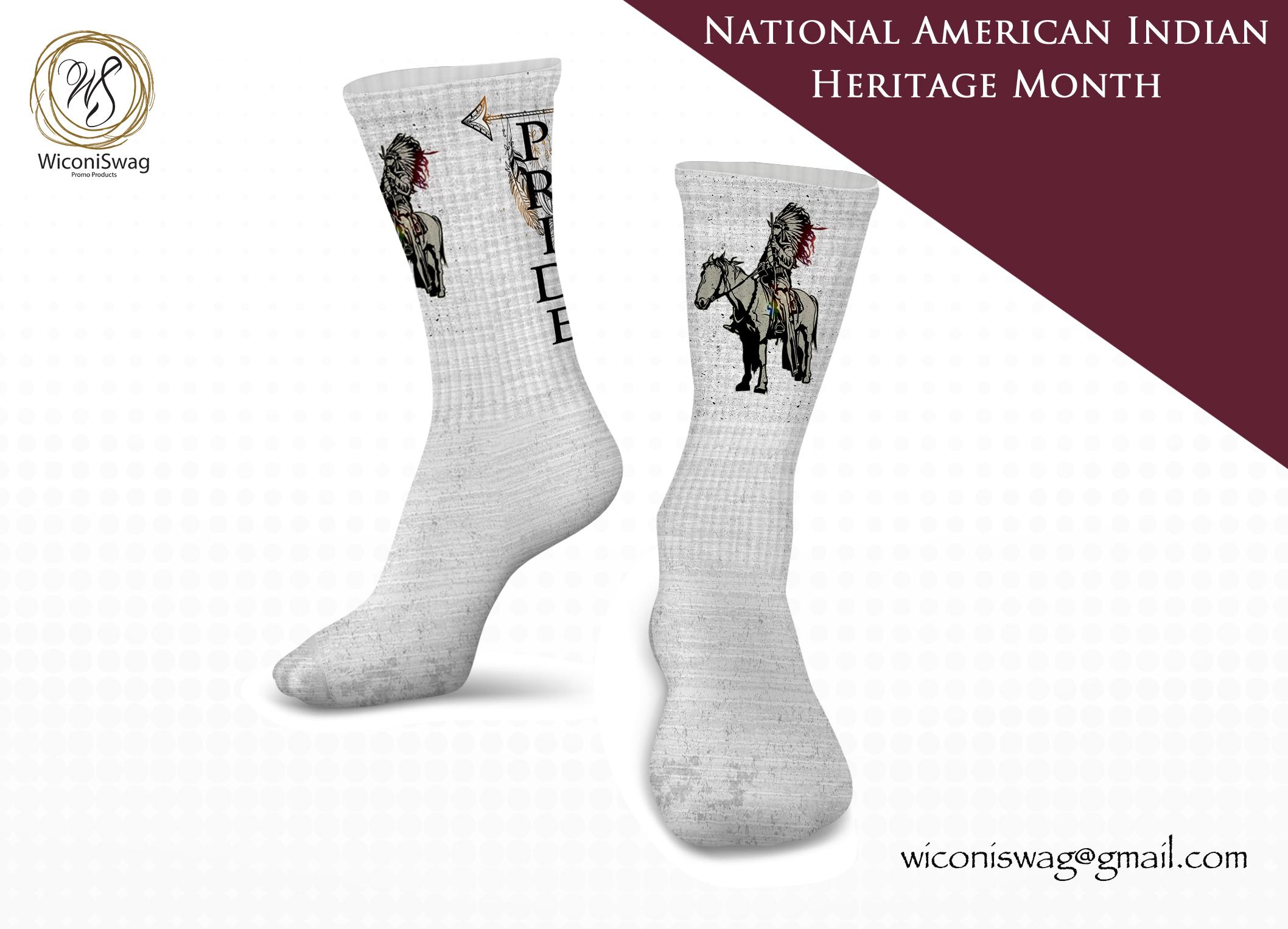 Native Pride Socks