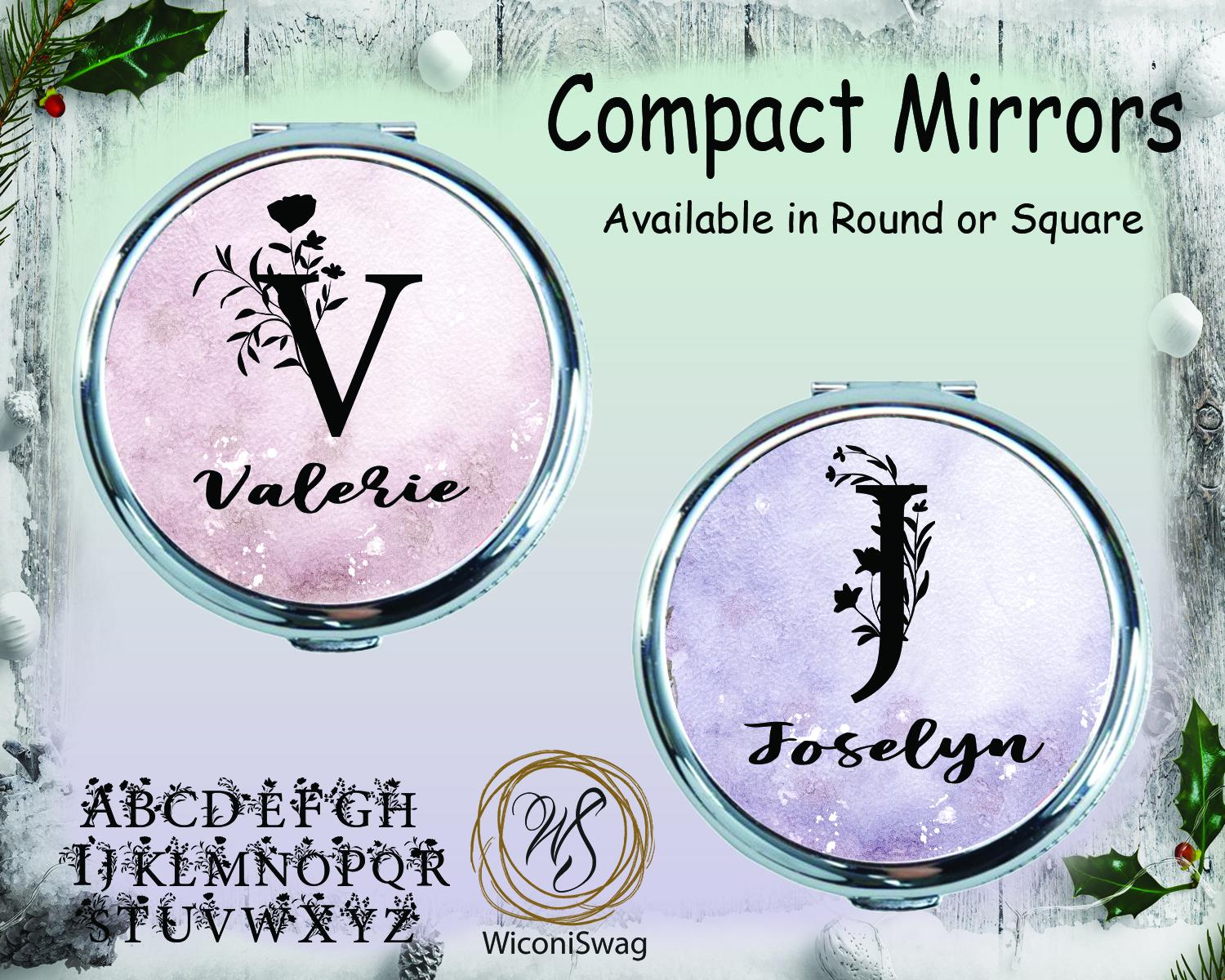 mirror, personalized beauty, my compact, wiconiswag
