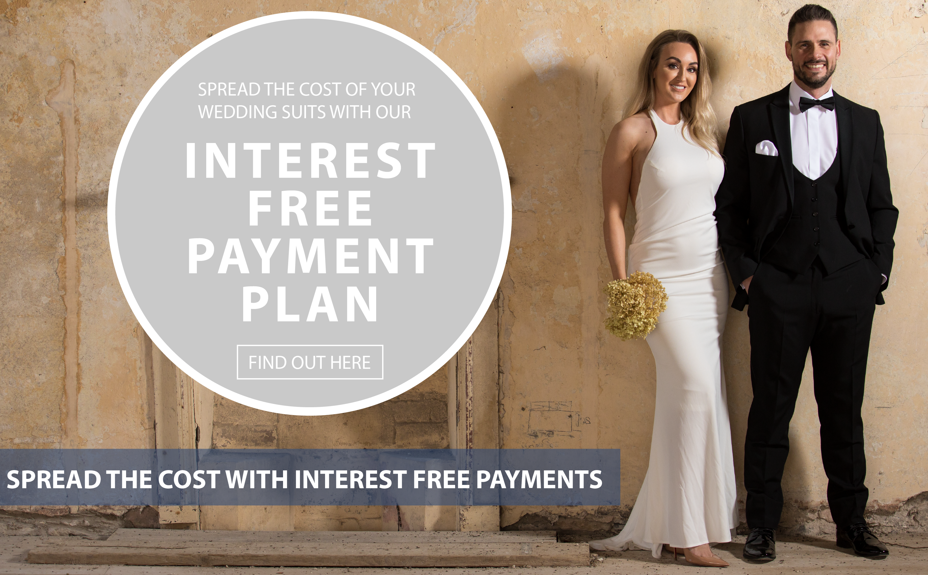 INTEREST FREE PAYMENT PLAN AVAILABLE