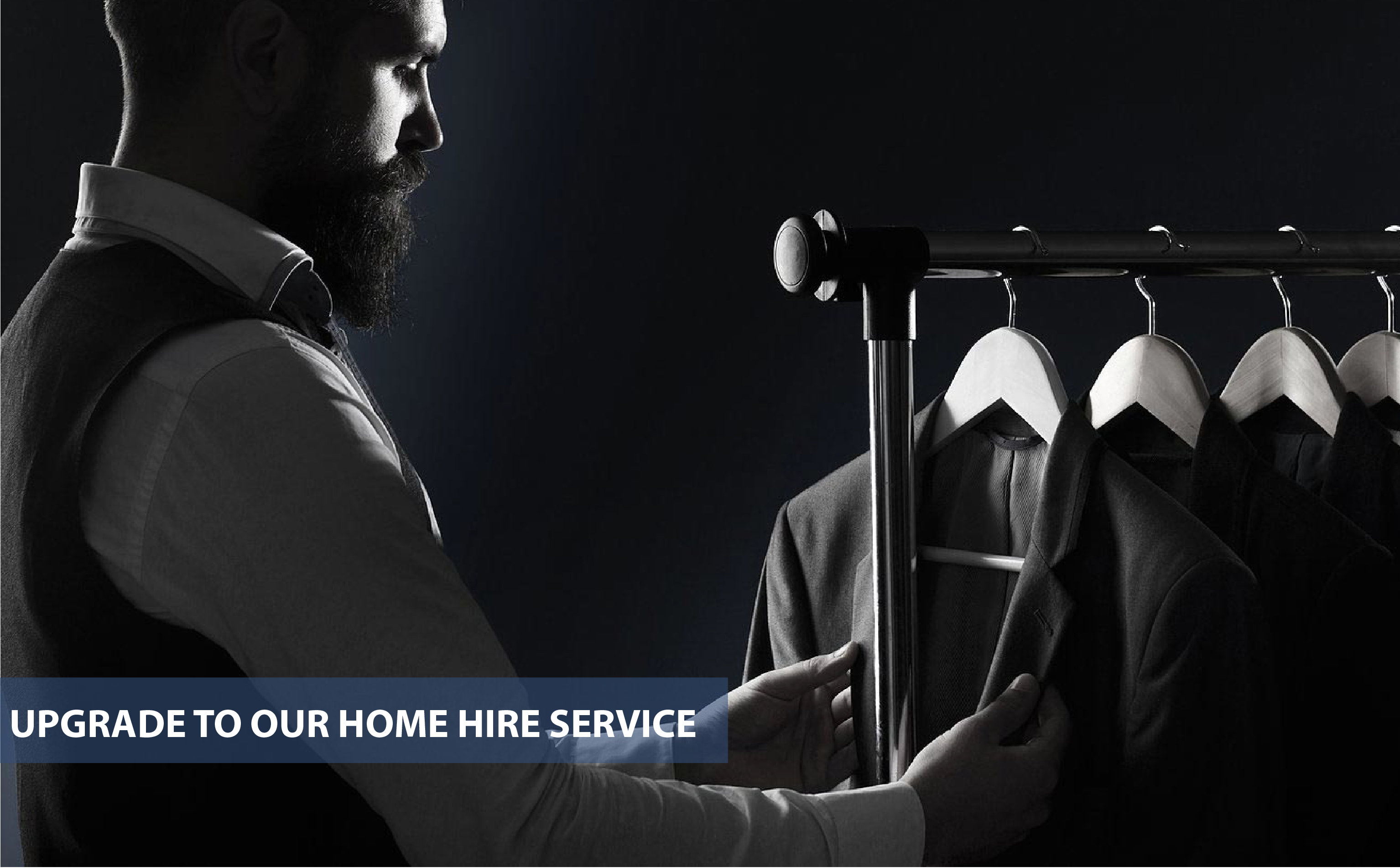 UPGRADE TO OUR HOME HIRE SERVICE FROM £49
