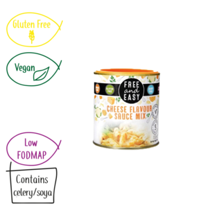 Cheese Flavour Sauce Mix Dairy Free
