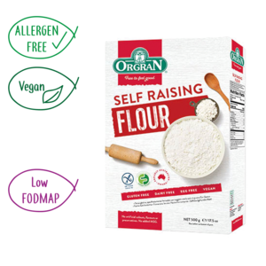 Wheat & Gluten Free Self Raising Flour