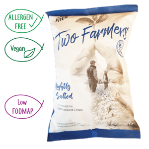 Two Farmers Salted Crisps