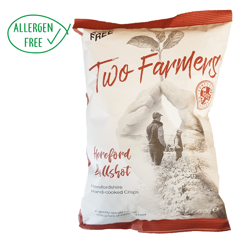 Two Farmers, Hereford Bullshot Crisps