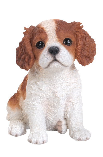 Vivid Arts Pet Pals King Charles Spaniel Puppy
