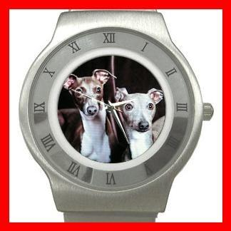 GREYHOUND  Stainless Steel Watch Unisex