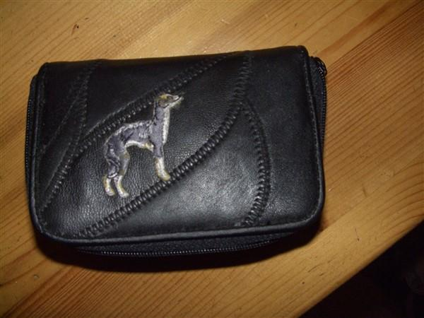 Whippet Image Purse