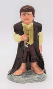 Royal Doulton Lord of The Rings Bilbo figure HN2914 front