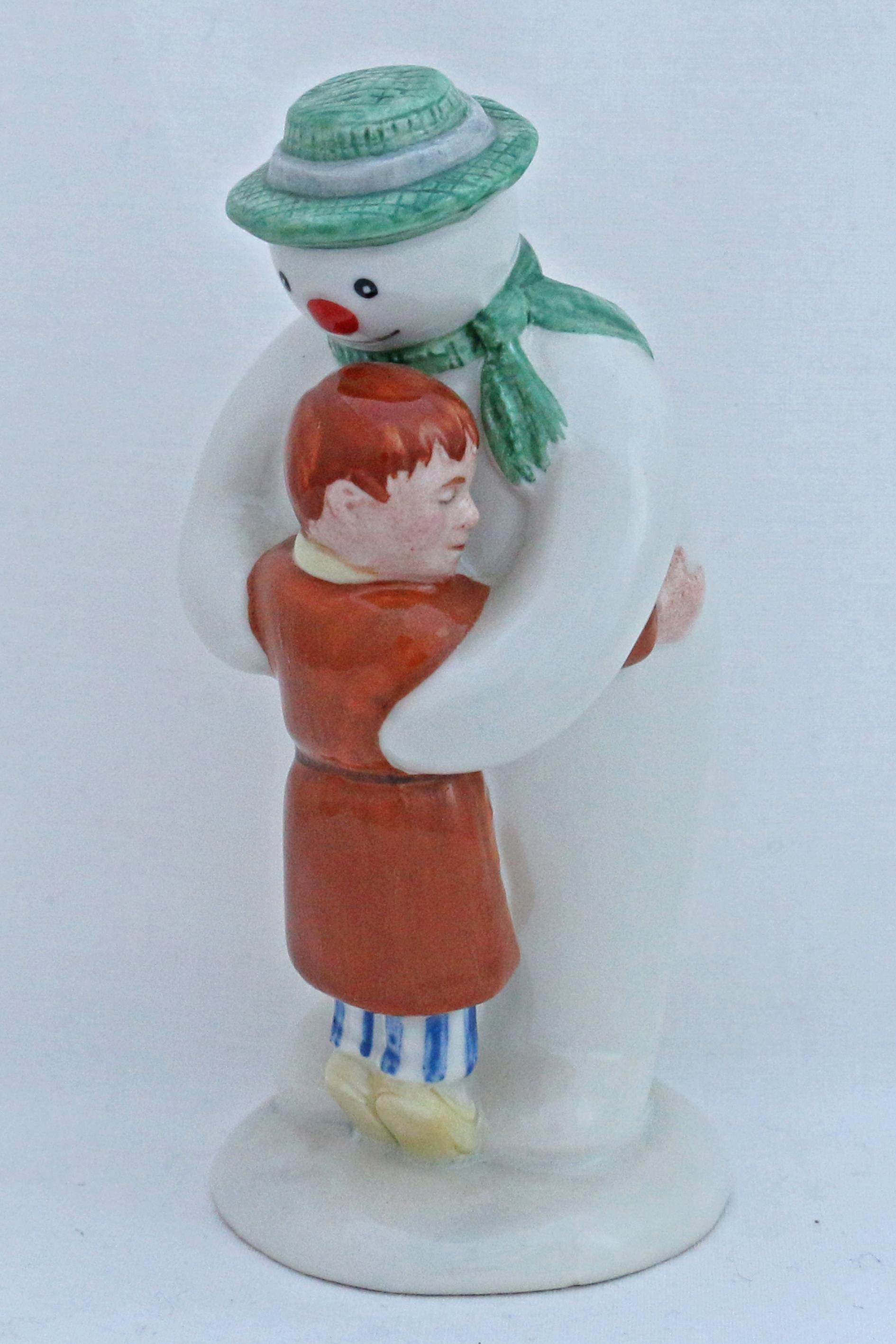Royal Doulton DS4 Thank You Snowman