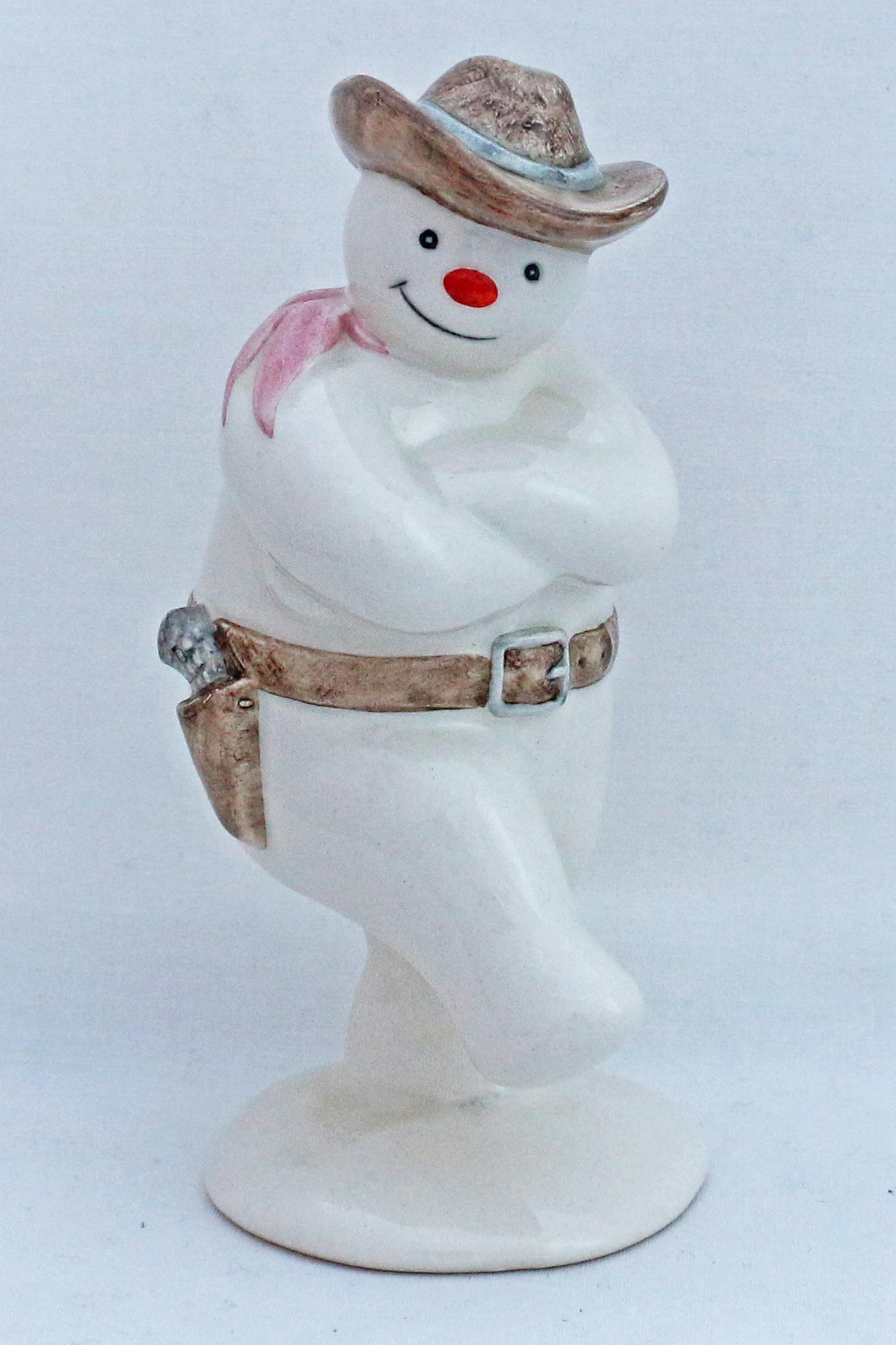 Royal Doulton DS6 Cowboy Snowman