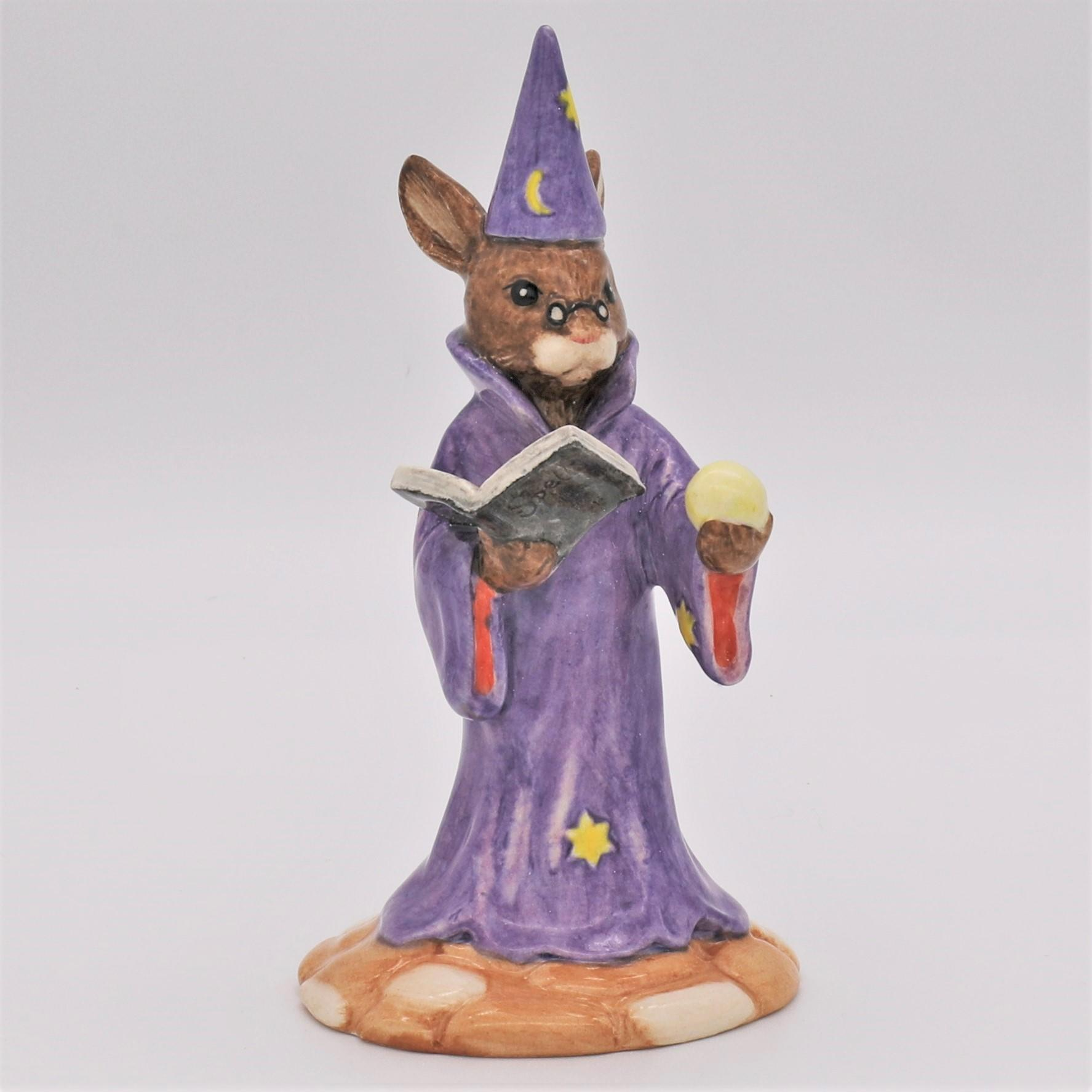 Royal Doulton Bunnykins figure - DB168 Wizard